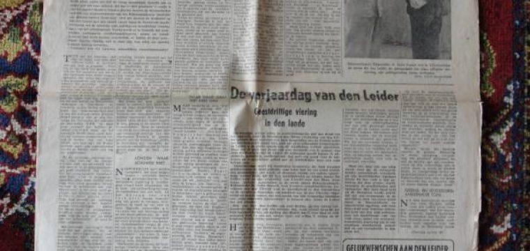 Volk en Vaderland 19 mei '44