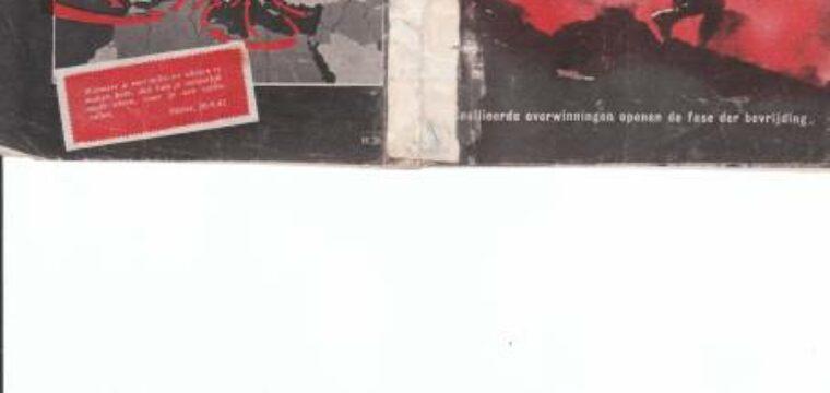Vlugschrift/miniboekje Maand van de grote ommekeer H 26