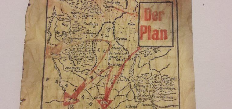 Vlugschrift Das War Der Plan ## Luxemburg#