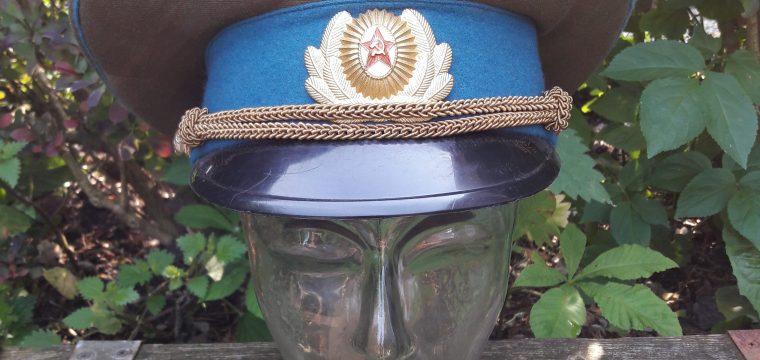 Russische luchtmacht officierspet