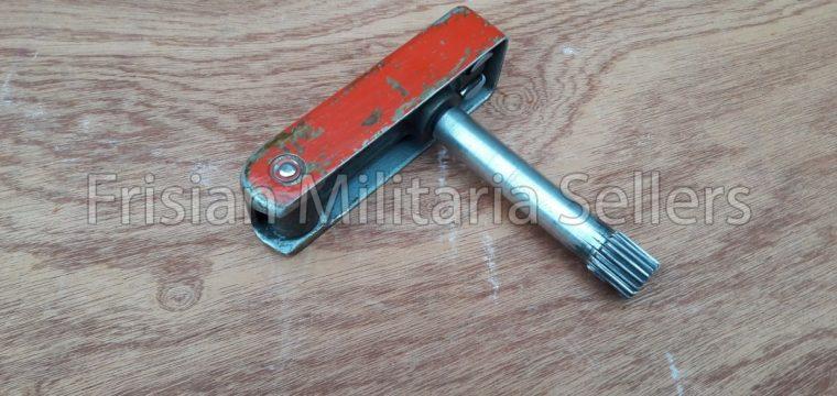 NF5 B ( 2 zitter ) Canopy handle
