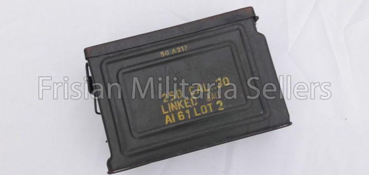 Cal .30 AMMN BOX AI 61