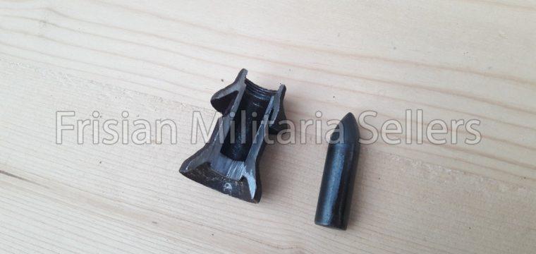 Doorsnede mauser 2.8 cm Schwere Pantzerbuchse 41 (sPzb 41) kogel