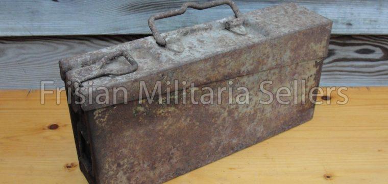 MG 34/42 ammo kistje