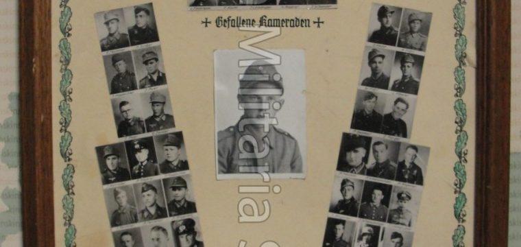 Gedenktafel 1339-1945 Tulfes-Gefallene Kameraden