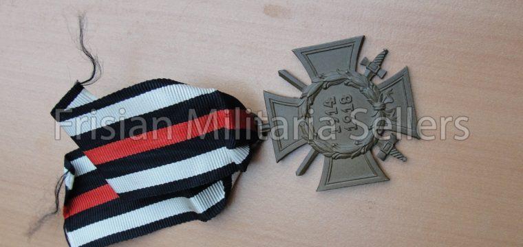 Duitse medaille WO1  St. & L.
