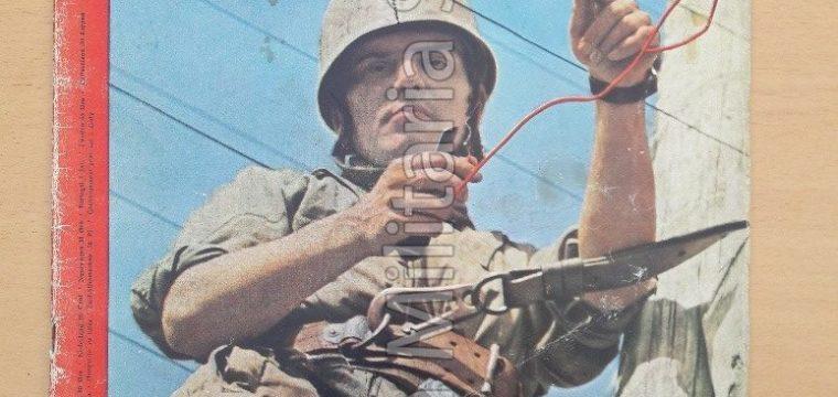 Signal Nummer 1. 1945