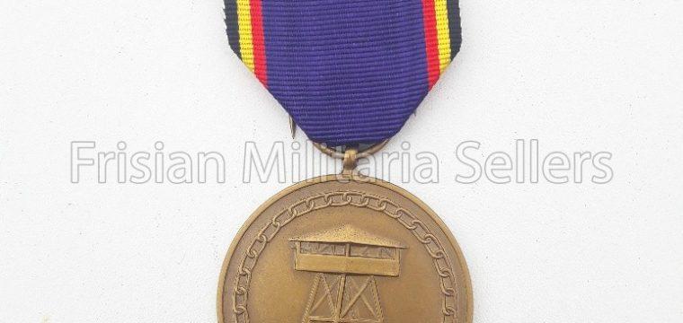 Belgische na oorlogse kamp-medaille 1945-1985