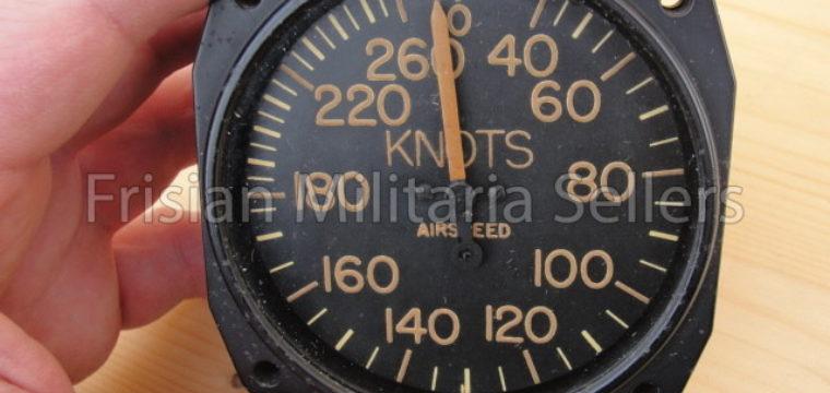WW2 AAF Cockpit instrument