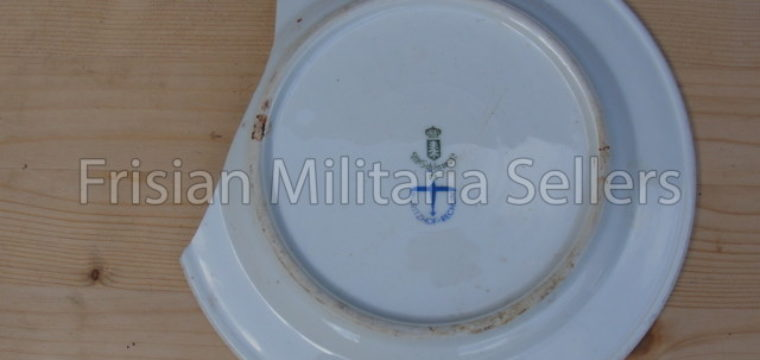 Plate Müritzhof German Testbase Rechlin ( E-Stelle/Luftwaffe )
