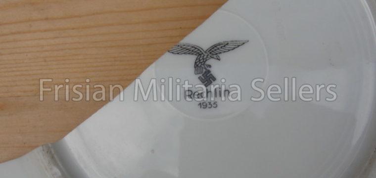 Plate German Testbase Rechlin 1935 ( E-Stelle/Luftwaffe )