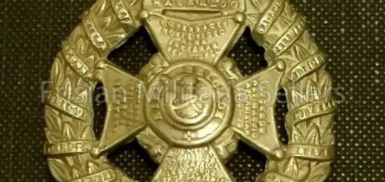 Britisch WW2 Cap Badge