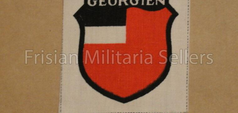 Georgien Volumteer Sleeve Shield