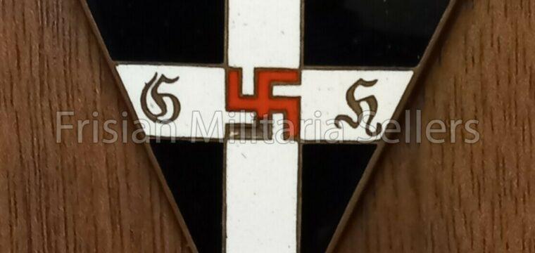 Large N.S. Frauenschaft Badge.